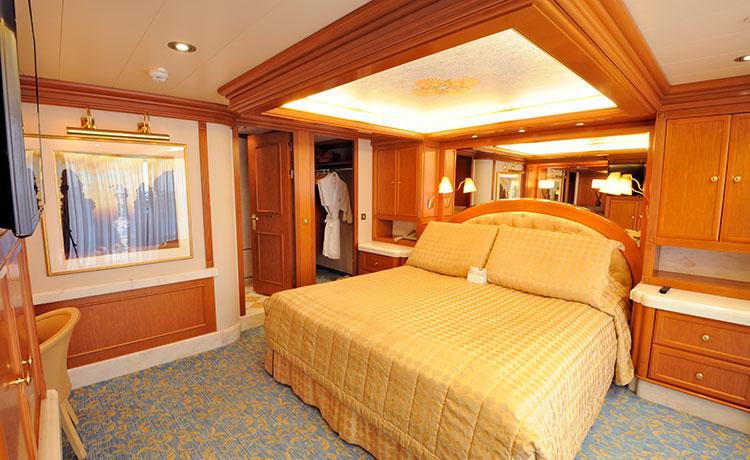 Гранд-люкс с балконом