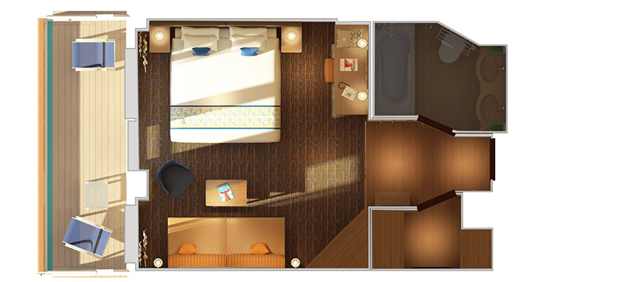Family Harbor Cove Suite