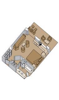 """Супериор сьют с балконом """"Superior verandah suite"""""""