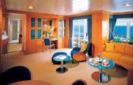 """Пентхаус сьют с балконом """"Penthouse verandah suite"""""""