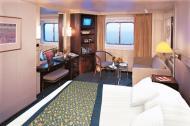 """Каюта с окном """"Ocean-view stateroom"""""""