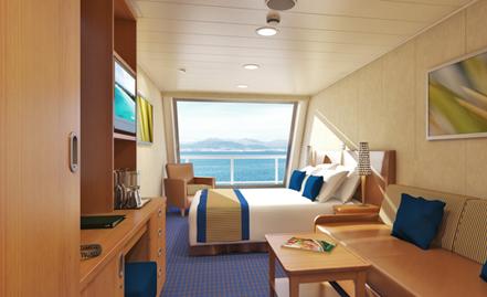 """Каюта с окном """"Scenic Grand Ocean View"""""""
