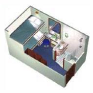 6 -  Inside - Внутренняя каюта