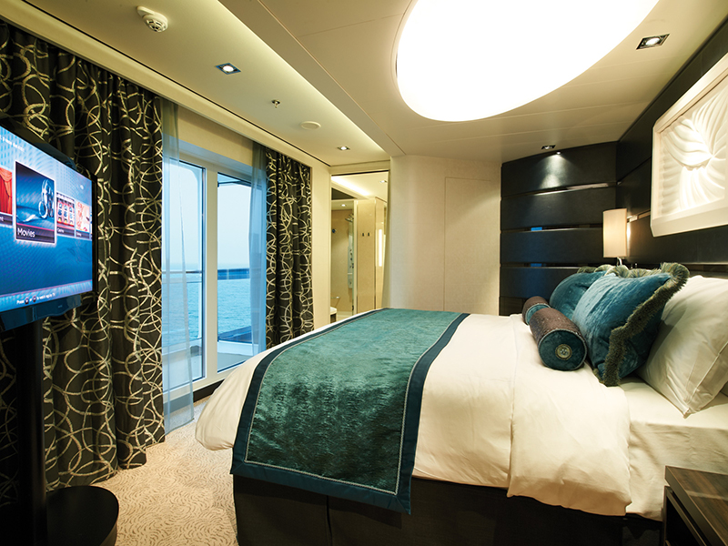 """Сьют """"The Haven Deluxe Owner`s Suite with Large Balcony"""""""