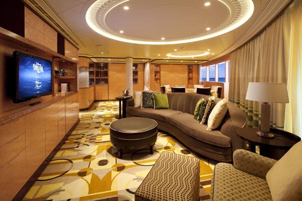 "Сьют ""Concierge Royal Suite with Verandah"""