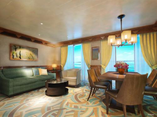 "Сьют ""Concierge 1-Bedroom Suite with Verandah"""