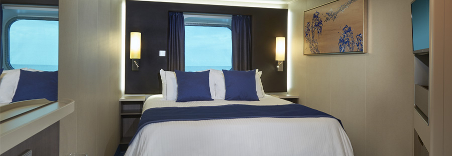 Mid-Ship Oceanview