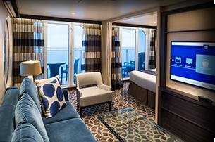 "Сьют ""Superior Grand Suite with Balcony"""