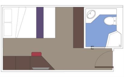 Suite with angle balcony (Сьют с угловым балконом)