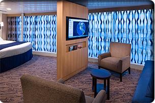 """Каюта с окном """"Panoramic Ocean View Stateroom"""""""