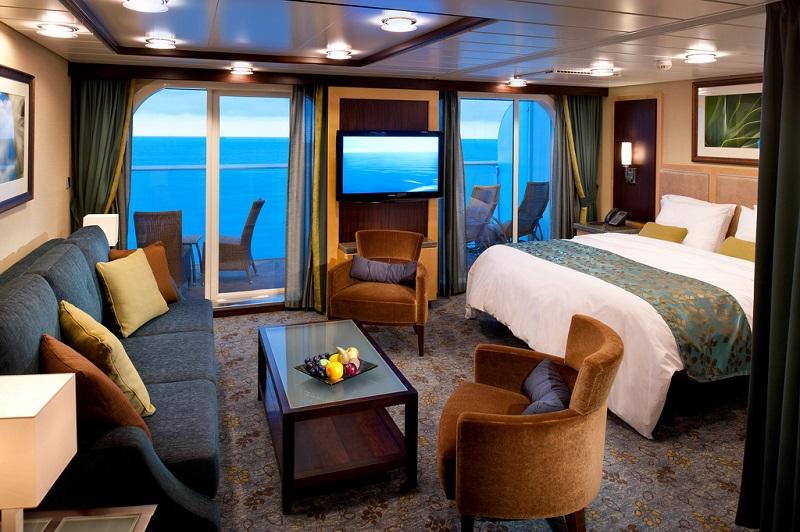 "Сьют ""Grand Suite with Balcony"""