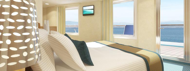 Havana Premium Balcony