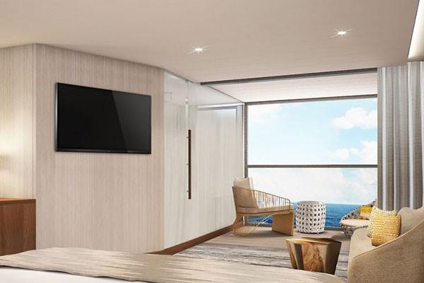 Premium Sky Suite with Infinite Veranda