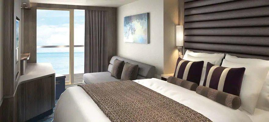 """Сьют """"Spa Mini-Suite with Balcony"""""""