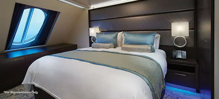 """Сьют """"The Haven Suite - Connecting Stateroom"""""""